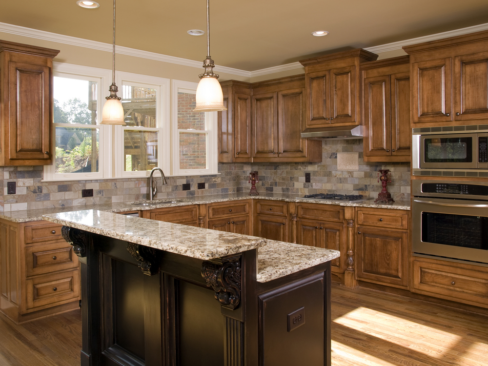 Natural Stone Kitchens