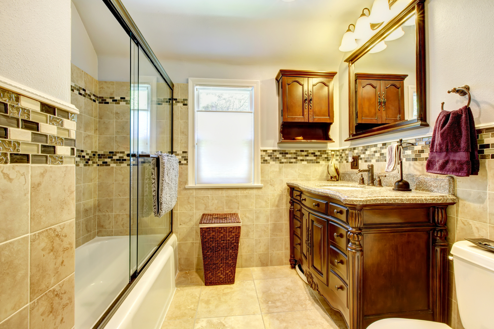 Natural Stone Bathroom Countertops